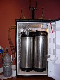 mini beer keg refrigerator image nabateans