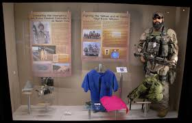 bat Controllers and Special Tactics ficers National Museum