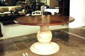 unfinished wood pedestal table bases unfinished pedestal table base round wood unfinished wooden dining table legs
