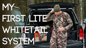 First Light Camo Pants My First Lite Whitetail System Wiredtohuntweekly 70