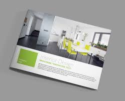 Design Brochure Template Interior Design Brochure Indiestock