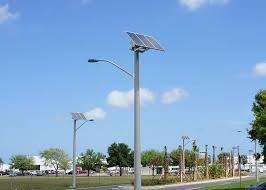 Solar LED Street Light KitsSolar System Street Light