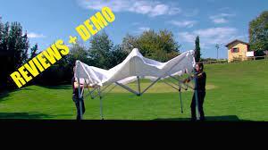 instant shelter ez pop up canopy tent