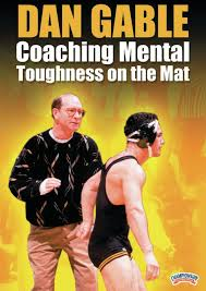 Dan Gable Quotes Adorable Dan Gable Coaching Mental Toughness On The Mat Wrestling