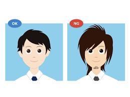 転職用履歴書の写真について服装や髪型を男女別で解説 Smartwith