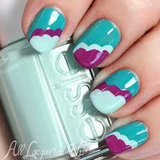 essie spring 2016 nail art