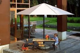 metre giant umbrella: two sizes available our giant umbrellas come in two sizes the larger ones cover  square metres the smaller ones cover  square metres