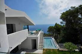 villa de luxe à louer en catalogne avec