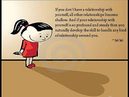Relationship With Yourself Quotes Best of Quotes By Sri Sri Ravi Shankar Quotes On Relationship By Sri Sri