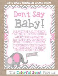 Elephant Baby Shower Invitations Babyshower Babygirl Elephant Themed Baby Shower For Girl