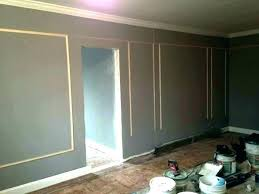 Wall Molding Ideas Designs Bedroom Trim Interior Decorative Charming  Picture Frame Moulding