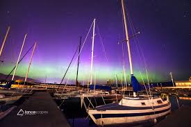 Northern Lights Sandpoint Id The Sky