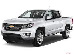 2018 Chevrolet Colorado Prices Reviews Pictures U S News World Report