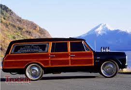 1970 Chevy Suburban - Custom SUV Feature - Truckin' Magazine ...