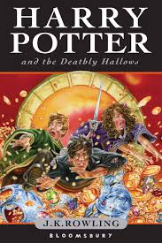 harry potter and the ly hallows cover artwork