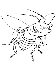 This is a great collection of bugs coloring pages. 12 Best Free Printable Bug Coloring Pages For Kids