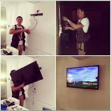 tv wall mounting full bracket range