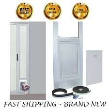 pet door for 77in sliding glass doors