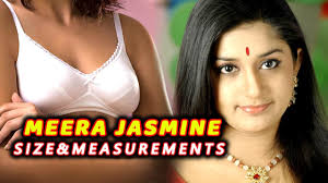 Meera Jasmine Bra Size Profile Bio Data Body Measurements Personal Details