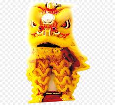 Gantungan kunci barongsai (gambar bolak balik). Singa Barongsai Tarian Naga Gambar Png