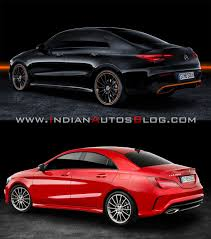 Get detailed engine specs, dimensions, performance, safety, security, comfort and more. 2019 Mercedes Cla Vs 2016 Mercedes Cla Old Vs New