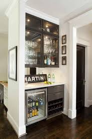 Looking at this photo, it occurs to me that the built-in corner hutch in  our dining room is supposed to be a bar. Condo Kitchen Ideas Design,  Pictures, ...