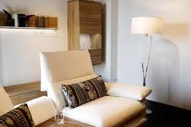Stehleuchte Paris Nickel Modern Und Zeitlos Für Das Wohnzimmer Und