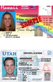 2019-01-18 United Age The Drivers Driver's License States Licenses Utah - In