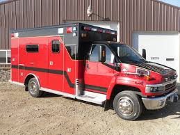 2005 Chevy C4500 Marque Heavy Duty Ambulance | Used Truck Details