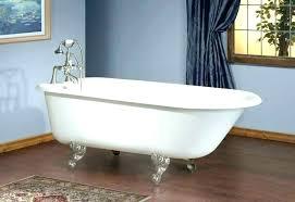 refinish cast iron bathtub refinished cast iron tub cast iron alcove tub cast iron alcove tub cast iron bathtub refinishing