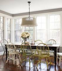 handmade home painted chairsspray paint chairspainted dining room