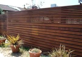 horizontal fence styles. Modern Horizontal Fence Styles R