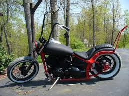 whats a good bike to start with to make a bobber on a very low