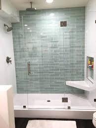 glass tile bathroom floor hall ceramic wall tile 8 x new haven glass subway tile 3 glass tile bathroom