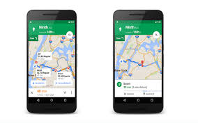 Google Maps Now Lets You Add A Stop Along Your Route Check Gas