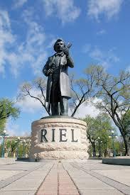 louis riel the canadian encyclopedia louis riel sculpture