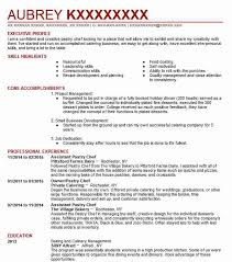 Assistant Chef Resumes Assistant Pastry Chef Resume Sample Chef Resumes Livecareer