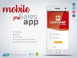 App Sales Sales App Software Delfinnet Software