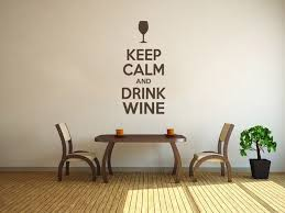 keep calm and drink wine wall art quote wall stickers wall decal on personalised wall art stickers quotes with keep calm and drink wine wall art quote wall stickers wall decal