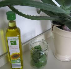 Aloe vera olie voor haar