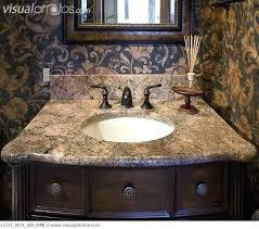 Bathroom Countertop Height Painting