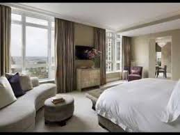 Luxury Hotel Master Bedroom Design
