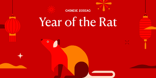 Image result for 2020 year of the rat