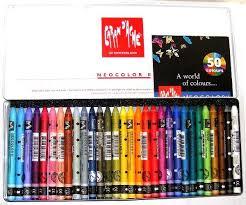 Neocolor Ii Brands Of Hobby Art Craft Colors On Violtan Com