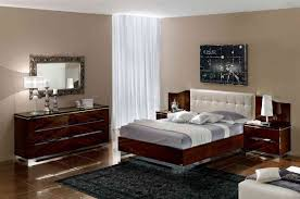 Black High Gloss Bedroom Furniture Raya Furniture - Black and walnut bedroom furniture