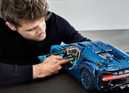 From our family to yours. 42083 Lego Technic Bugatti Chiron 34 The Brothers Brick The Brothers Brick