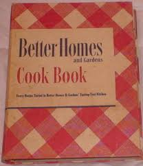 better homes garden cook book vintage