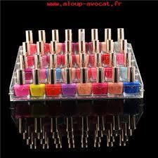 quality and quany mme acrylic nail polish organizer display large makeup stan c6cfcjlk
