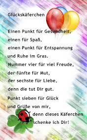 Vers Zum Kindergeburtstag Ich Liebe Deutsch Sprüche