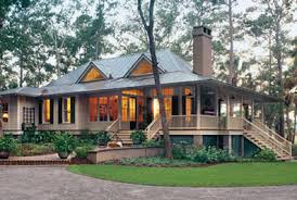 Classic Country Style Homes - Home Style